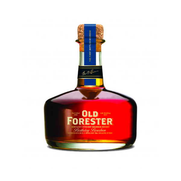 Old Forester Birthday Bourbon - 2017 Release - BottleBuzz