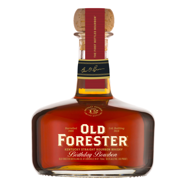 Old Forester Birthday Bourbon - 2014 Release - BottleBuzz