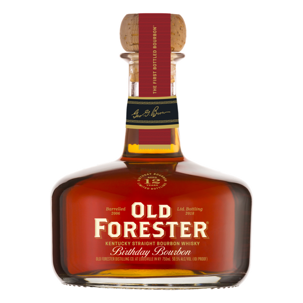 Old Forester Birthday Bourbon - 2015 Release - BottleBuzz