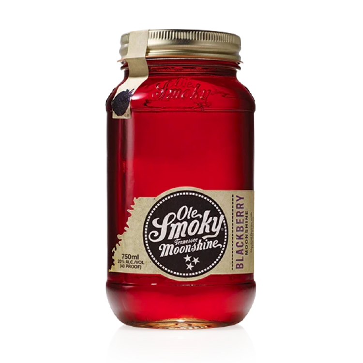 Ole Smoky Blackberry Moonshine - BottleBuzz
