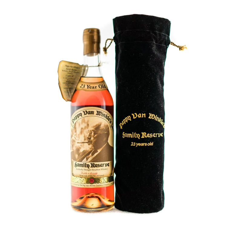 Pappy Van Winkle's Family Reserve 23 Year Old - 2005 Gold Wax - Bottle Buzz Liquor