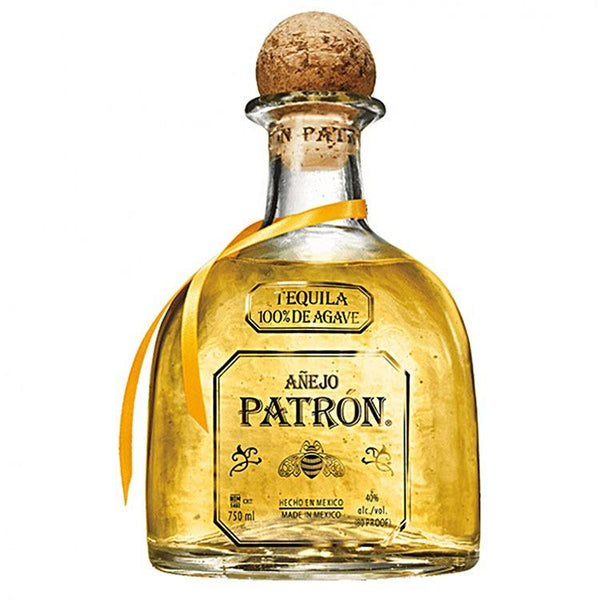 Patron Anejo Tequila - Bottle Buzz Liquor