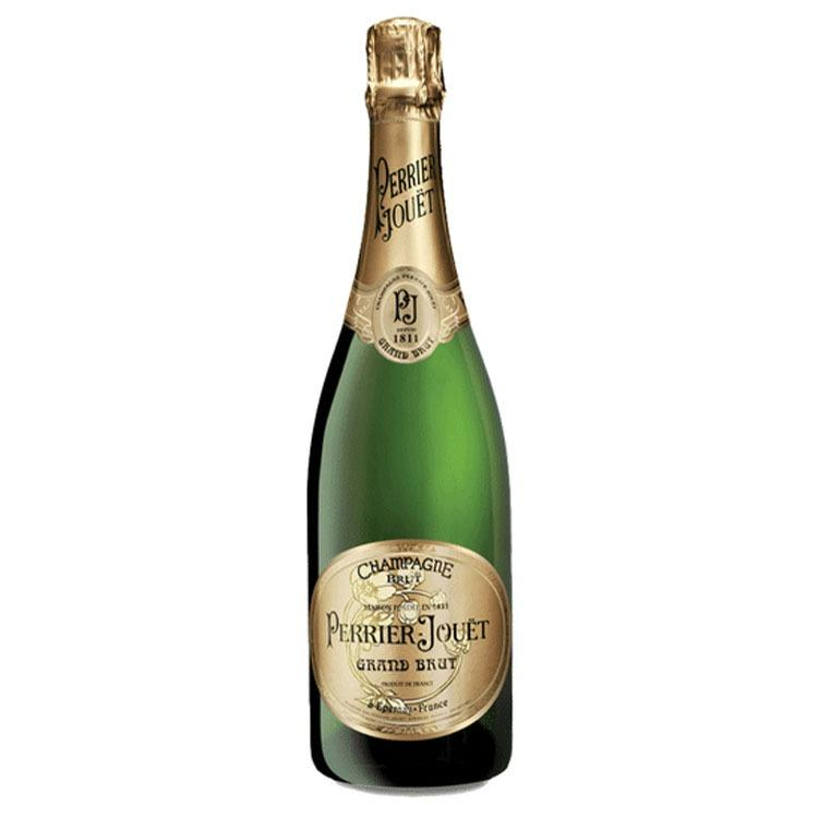 Perrier Jouet Grand Brut - Bottle Buzz Liquor