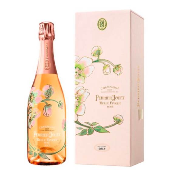 Perrier-Jouet Belle Epoque Rose 2012 - Bottle Buzz Liquor