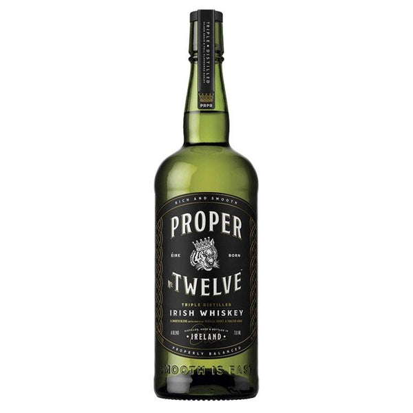 Proper Twelve Irish Whiskey - Bottle Buzz Liquor
