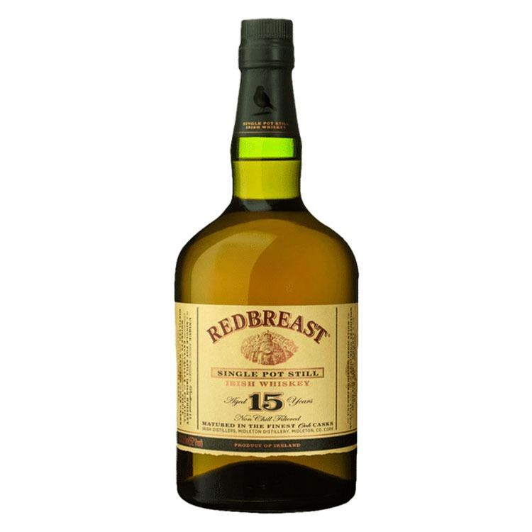 Redbreast 15 Year Irish Whiskey - Bottle Buzz Liquor