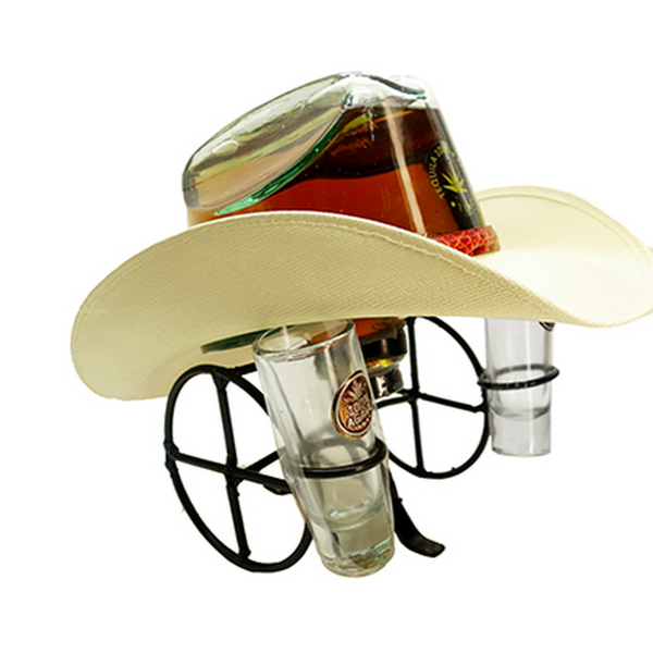 Rodeo Hat Reposado Tequila 1L - Bottle Buzz Liquor