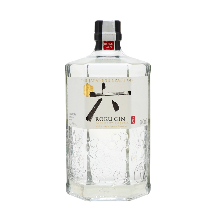 Roku Japanese Gin - Bottle Buzz Liquor