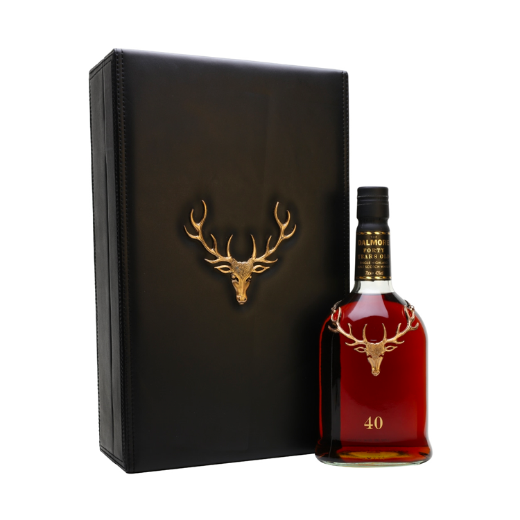 The Dalmore 40 Year Old - Bottle Buzz Liquor