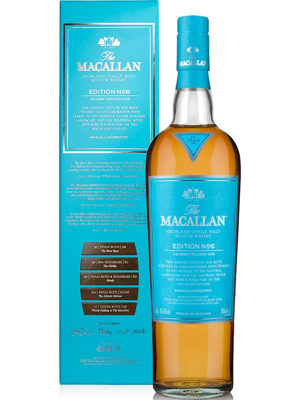 The Macallan Edition No. 6 Scotch Whisky - Bottle Buzz Liquor