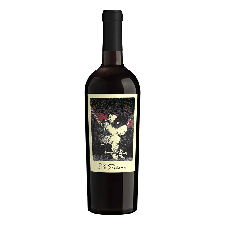 The Prisoner Red Blend - Bottle Buzz Liquor