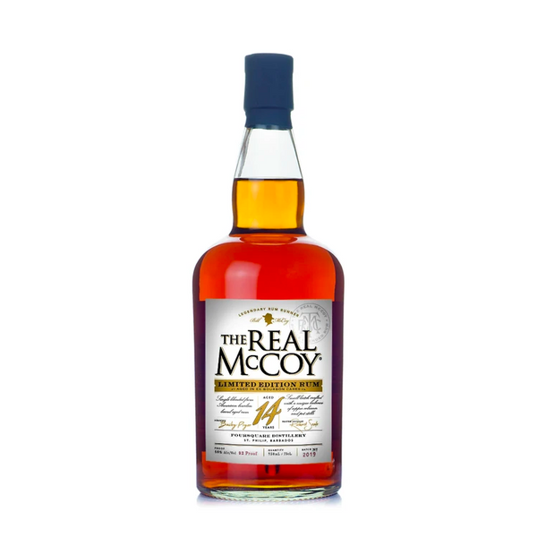 The Real McCoy 14 Year Rum - Bottle Buzz Liquor
