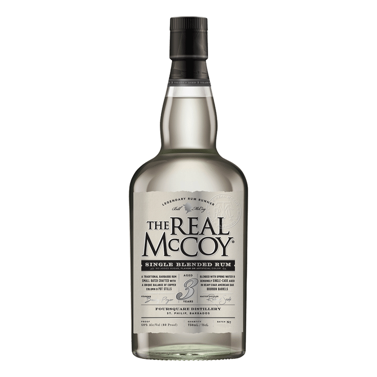 The Real McCoy 3 Year Rum - Bottle Buzz Liquor