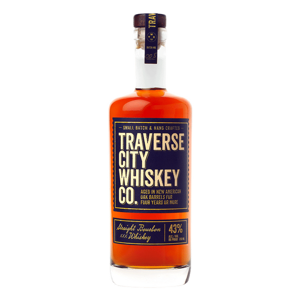 Traverse City Whiskey Co. Straight Bourbon xxx Whiskey - Bottle Buzz Liquor