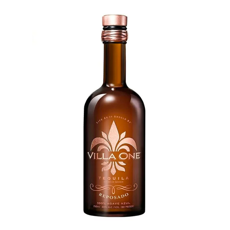 Villa One Tequila Reposado - Bottle Buzz Liquor