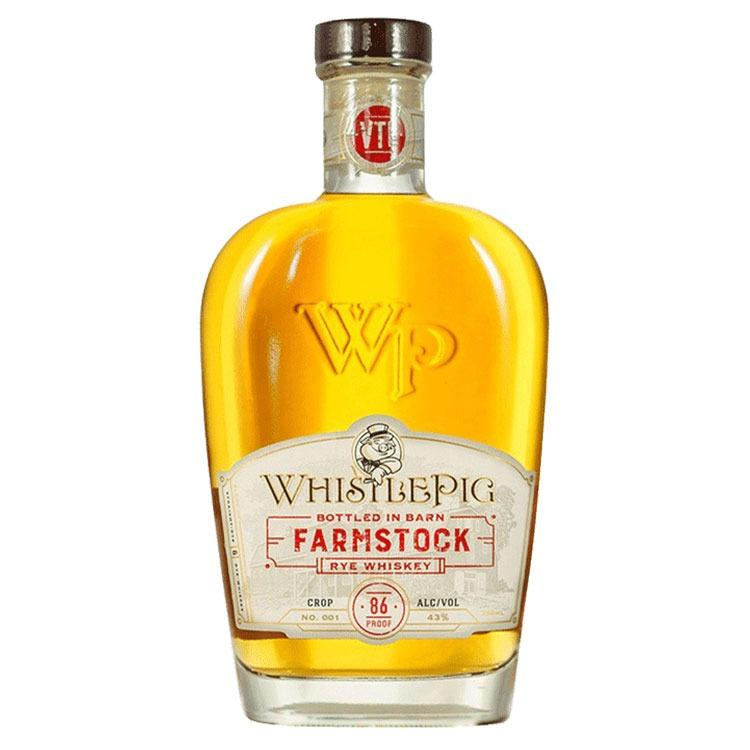 WhistlePig FarmStock Rye Crop 001 - Bottle Buzz Liquor