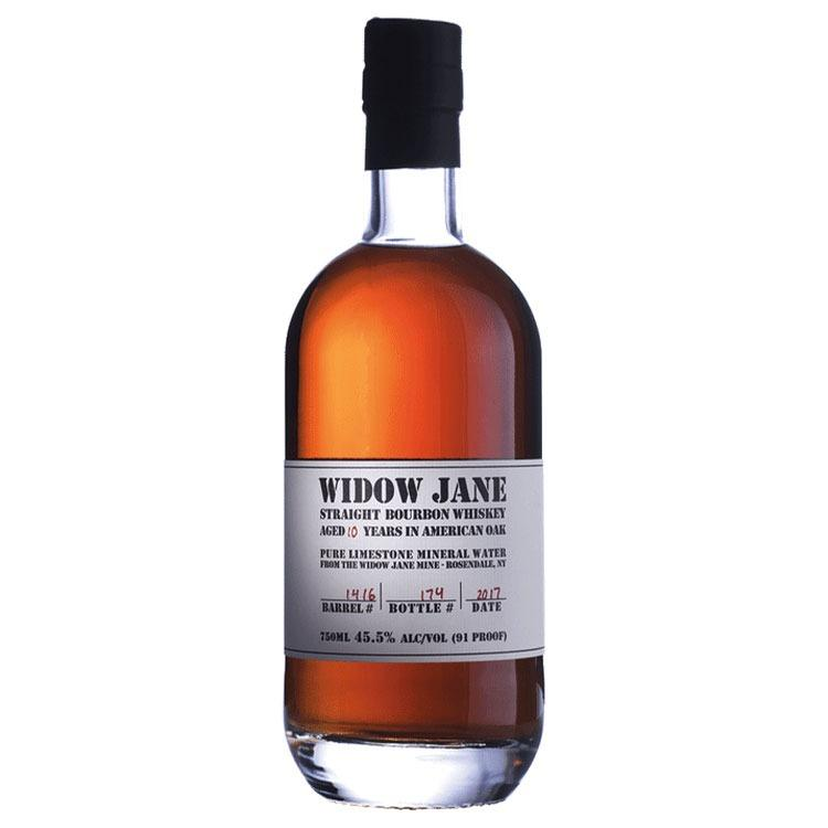 Widow Jane Straight Bourbon Whiskey - BottleBuzz