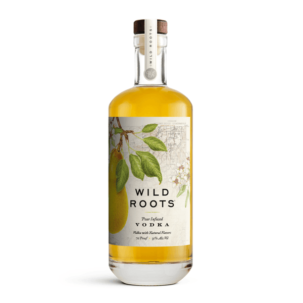 Wild Roots Pear Infused Vodka - Bottle Buzz Liquor