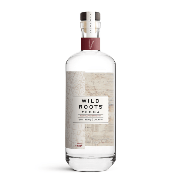 Wild Roots Vodka - Bottle Buzz Liquor