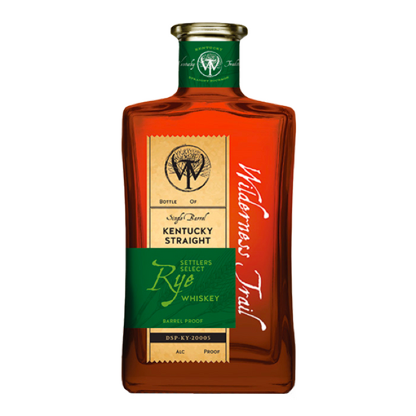 Wilderness Trail Settlers Select Rye Whiskey - Bottle Buzz Liquor