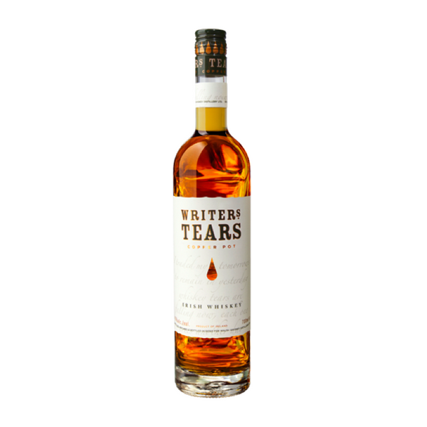 Writers' Tears Copper Pot Irish Whiskey - BottleBuzz