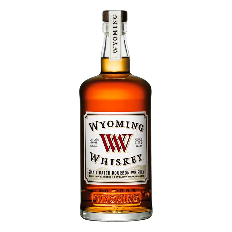 Wyoming Bourbon Whiskey - BottleBuzz