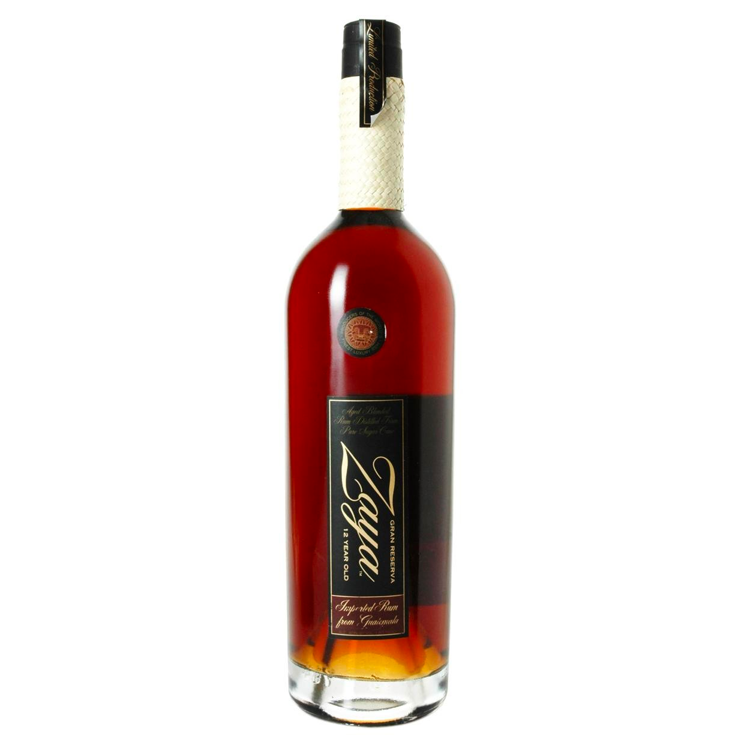 Zaya 12 Year Rum - Bottle Buzz Liquor