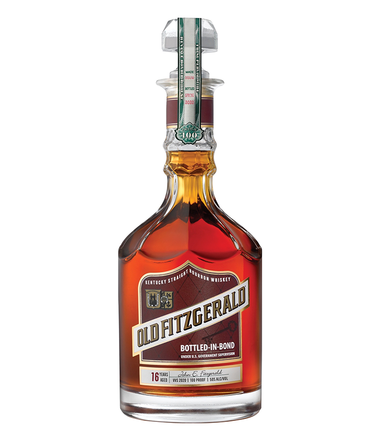 Old Fitzgerald 16-Year-Old Bottled in Bond - BottleBuzz