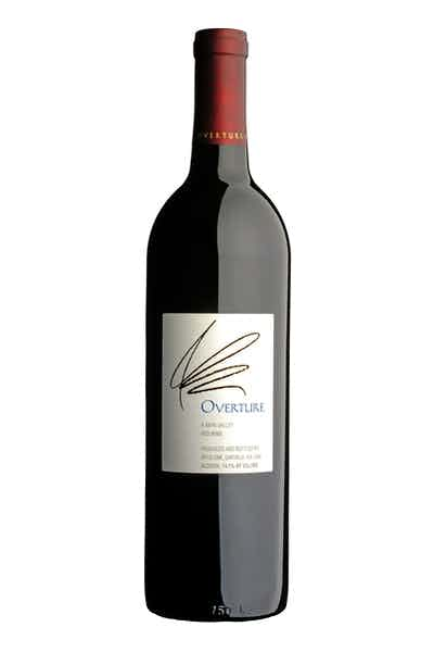 Overture Red Blend by Opus One - Bottle Buzz Liquor