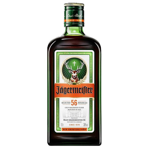 Jagermeister Herbal Liqueur - Bottle Buzz Liquor