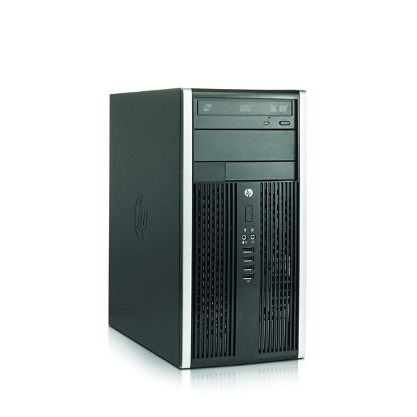 HP Pro 6300 MT (3rd Gen) Core i5-3470 3.2 GHz, 8 GB RAM, 500 GB HDD, DVDRW, Windows 10