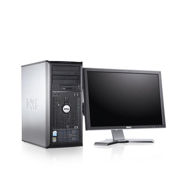 "Dell Optiplex 780 MT w/19"" LCD Monitor"
