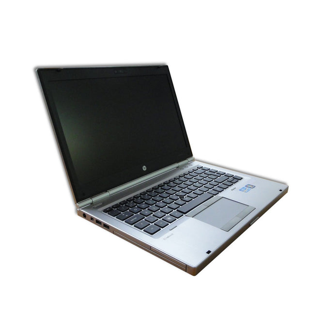 HP Elitebook 8470p - Core i5 2.6 GHz, 4 GB RAM, 500 GB HDD, DVDRW, Windows 7 Pro