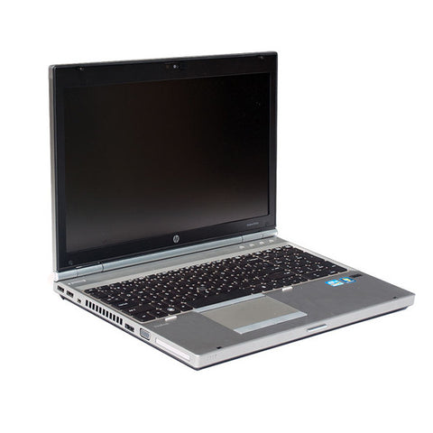 HP EliteBook 8540p - Core i5 M540 2.53 GHz, 4 GB RAM, 250 GB HDD, DVDRW, Windows 7 Professional