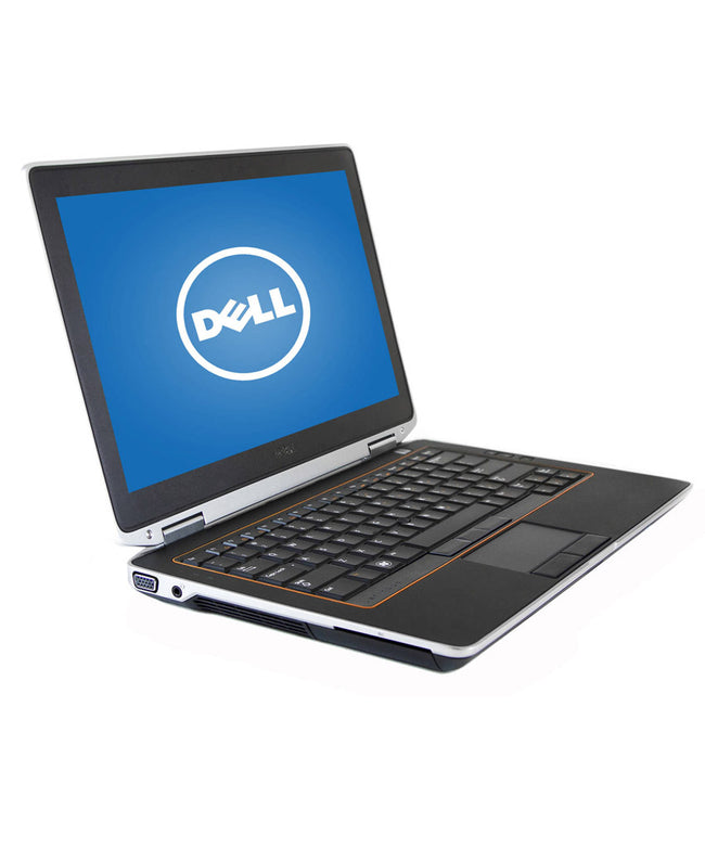 "Dell Latitude E6320 13"" - Core i5 2.5 GHz, 4 GB RAM, 256 GB SSD, DVDRW, Windows 7 PRO"