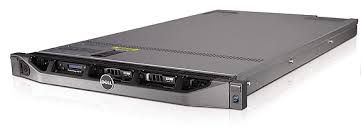 Dell Poweredge R710 - Xeon Quad-Core 2.4 GHz (x2), 16GB RAM