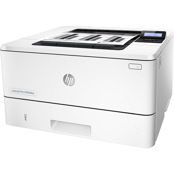 HP LaserJet M402dne Black and White Printer