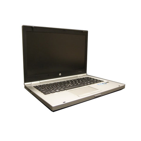 HP Elitebook 8570p (3rd Gen) Core i5-3320M 2.6 GHz, 4 GB RAM, 500 GB HDD, DVDRW, Webcam, Windows 8 Professional