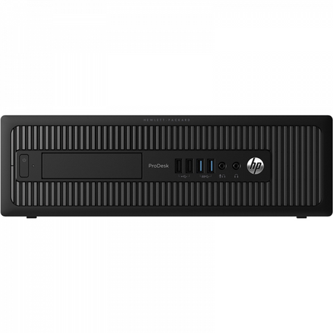 HP Elite 8100 - Core i5, 4 GB RAM, 250 GB HDD, DVDRW, Windows 10 Home