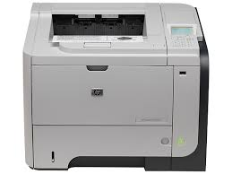 HP Laserjet P3015n Monochrome Laser Printer