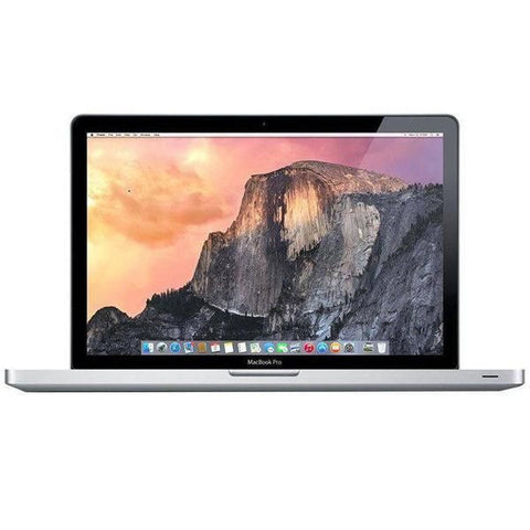 Apple Macbook A1342 - Core 2 Duo 2.2 GHz, 4 GB RAM, 250 GB HDD, OS X 10.11, Webcam