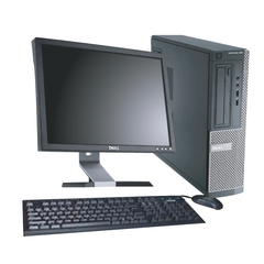 Dell Optiplex 990 PC w/22