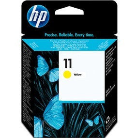 HP 11 (C4838A) Yellow Ink Cartridge