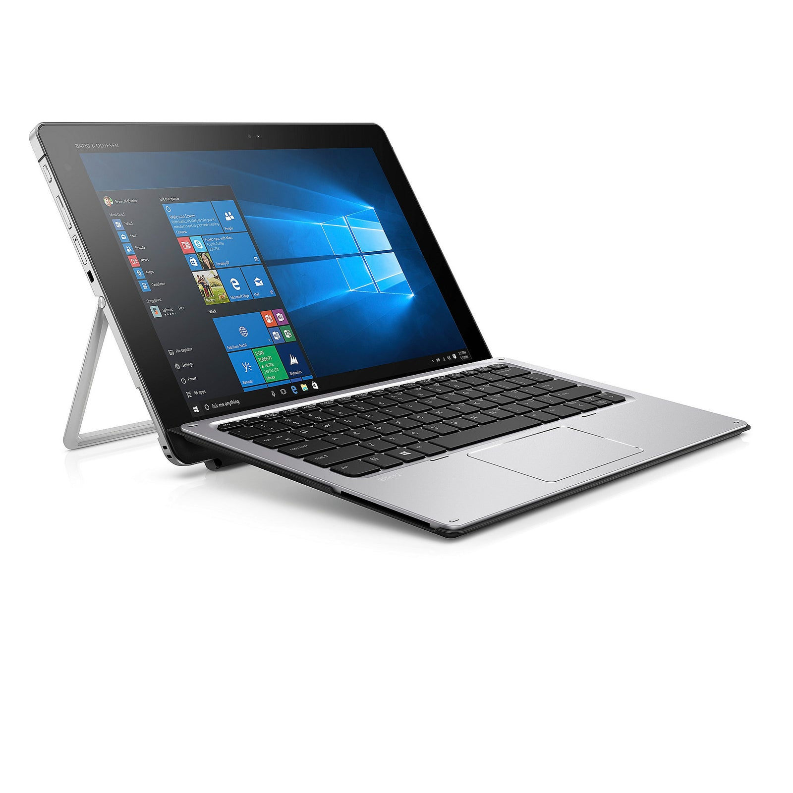 HP Elitebook x2 1012 G1 M7-6Y75  8gb, 256 ssd Windows 10 Pro