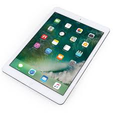 Apple IPad Air 2 + WiFi 16GB with LTE Cellular Unlocked  Silver - Refurbished