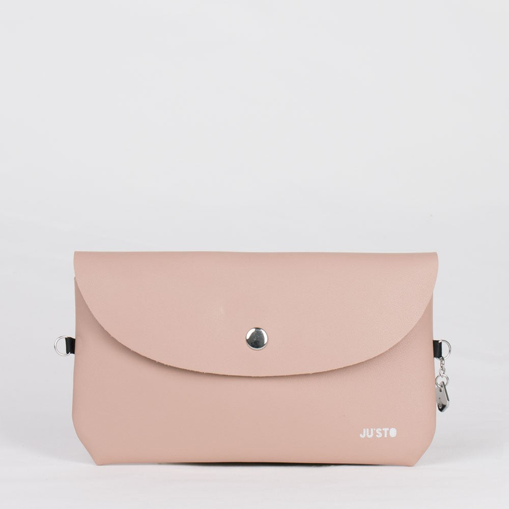 J- POSH BAG DOUBLE ROSA