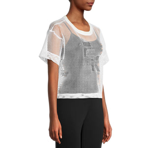 PSK Collective Women's Juniors' Mesh Logo Jersey