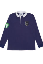 Load image into Gallery viewer, Equal Pay Navy Authentic Rugby Jersey