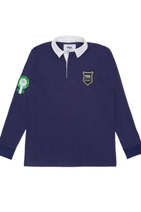 Equal Pay Navy Authentic Rugby Jersey