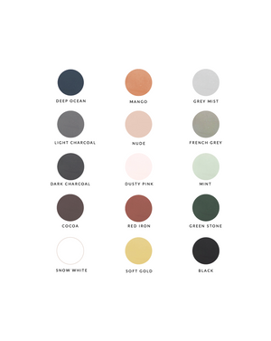 Concrete Nation Colour Options